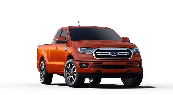 Showcase cover image for Ford Ranger Colors